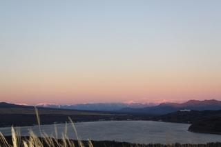 1月2日早朝の明神からの紅南プス1.jpg