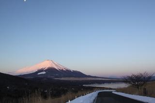 2月5日明神からの紅富士.jpg