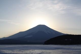 2月9日夕方のダイヤモンド富士の直後.jpg